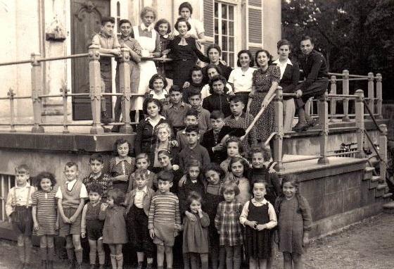 Joodse vluchtenlingenkinderen in Den Haag – opvang in Villa Ockenburgh