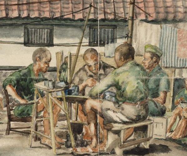 Getekend – persoonlijke verhalen over de Japanse bezetting