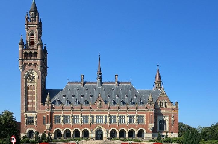 Den Haag – internationale Stad van Vrede en Recht