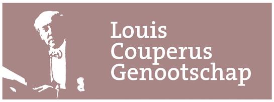Couperus Genootschapsdag 2020