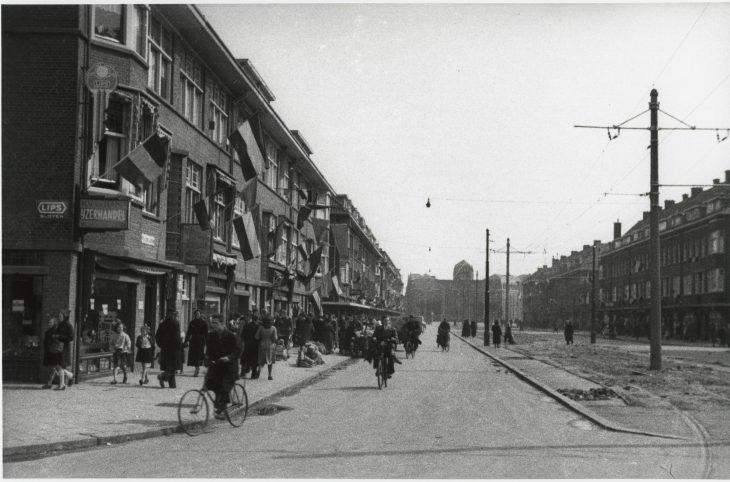 Foto: W.H. van der Zwan/Collectie Haags Gemeentearchief