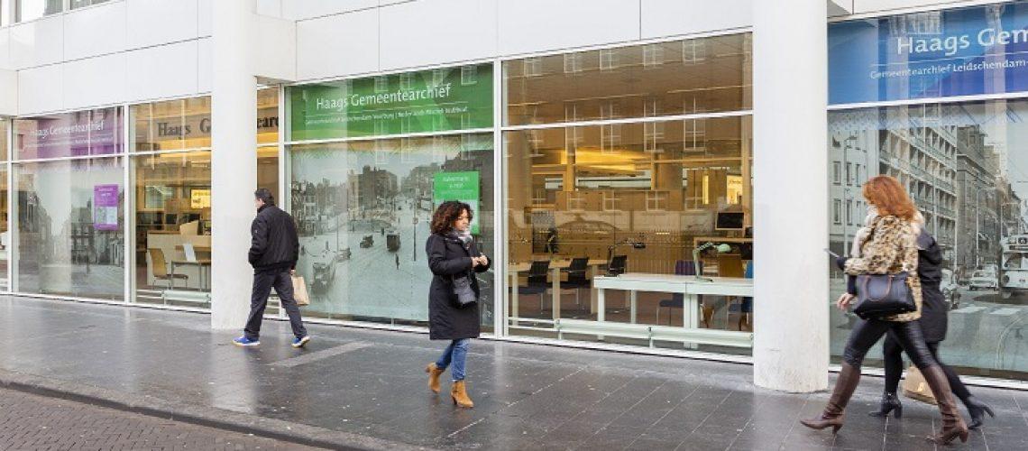 foto 02G - erfgoedinstelling - Haags Gemeentearchief 2 -fotograaf Robin Butter